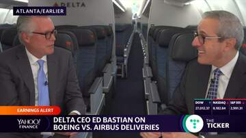Aviation Blog - Jay Ratliff - Delta CEO Ed Bastian on Boeing vs. Airbus