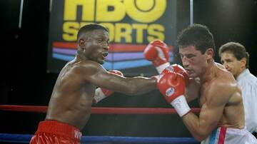 Sports Top Stories - Boxing Legend Pernell 'Sweet Pea' Whitaker Killed in Car Crash