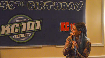Photos - KC101's 40th Birthday Party with Tove Lo