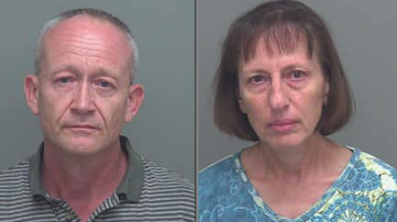 National News - 'Doomsday Prepper' Couple Accused of Abusing Two Victims on Their Farm