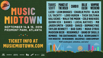 None - Music Midtown 2019
