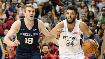 Louisiana Sports - Pelicans Knocked Out Of NBA Summer League