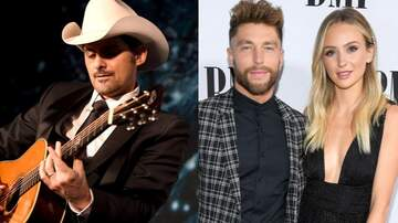iHeartRadio Music News - Brad Paisley Confesses He Told Chris Lane Not To Propose To GF With A Song