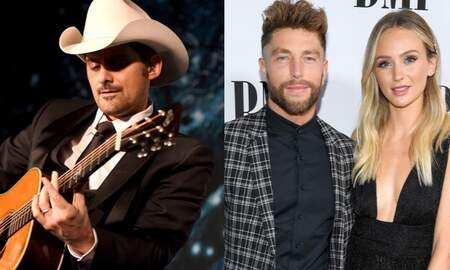 Music News - Brad Paisley Confesses He Told Chris Lane Not To Propose To GF With A Song