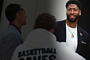 Anthony Davis is the Most Unheralded Star in American Sports