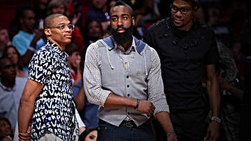 The Herd with Colin Cowherd - Russell Westbrook Better Stay Out of James Harden's Way