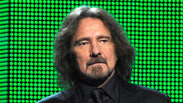 iHeartRadio Music News - Geezer Butler Recalls Scary Cross-Throwing Incident At Black Sabbath Show