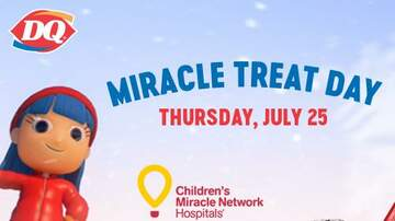 None - DQ Miracle Treat Day
