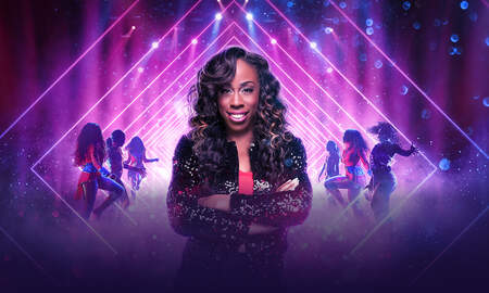 Yolanda Neely - Bring It! Live is coming Friday July 26th Florida Theatre !