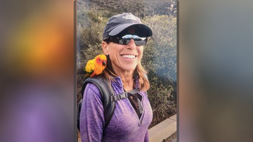 John and Ken - Dog Found in Inyo County Search for Missing Hiker from Huntington Beach