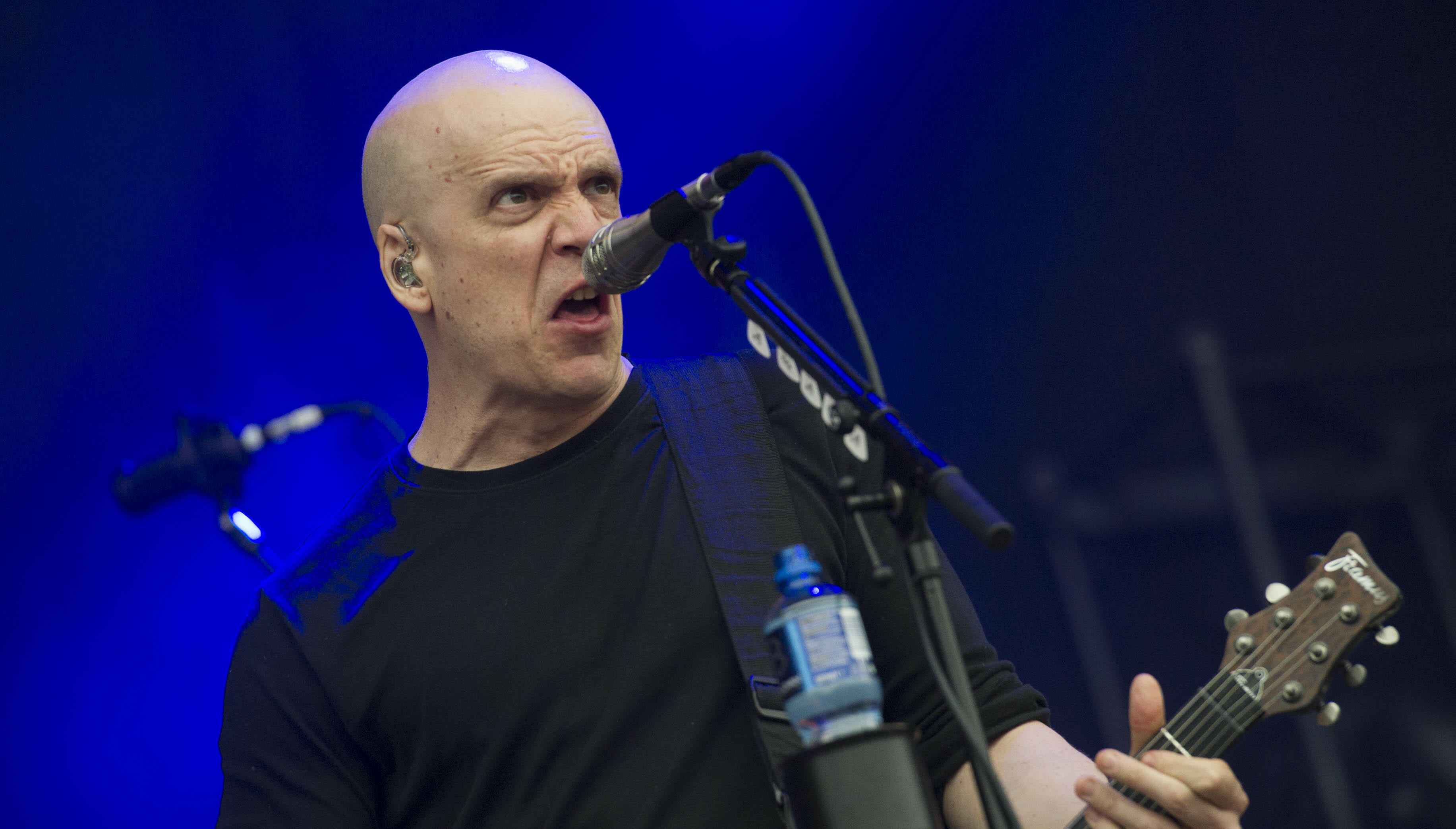 Devin Townsend Says He'll Never Run Away From Metal Like Other Artists Have