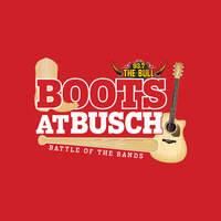 Join us at Busch Stadium for Boots at Busch Battle of The Bands