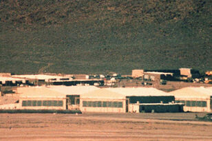 U.S. Military Says It 'Stands Ready' To Defend Area 51 From Alien Seekers