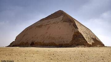 Coast to Coast AM with George Noory - Egypt Opens 'Bent Pyramid' to Tourists