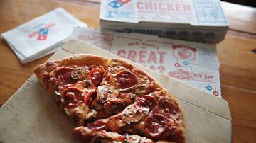 Jesse Lozano - Domino's Is Offering 50 Percent Off Pizzas