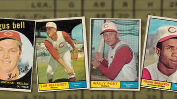 Lance McAlister - Watch: Reds 1961 throwback uniforms for Sunday