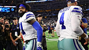 The Odd Couple with Chris Broussard & Rob Parker - Why Ezekiel Elliott is More Valuable to the Cowboys than Dak Prescott