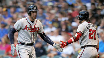 Brewers - Freeman's three-run blast leads Braves to victory over Brewers