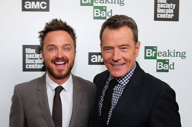 """The Film Society Of Lincoln Center And AMC Celebration Of """"Breaking Bad"""" Final Episodes - Red Carpet"""