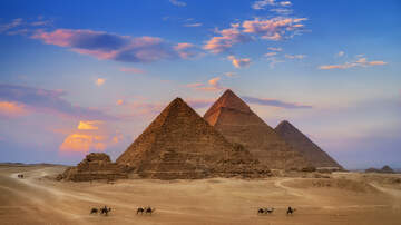 Kala - You Can Now Visit Two Pyramids in Egypt for the First Time Since 1965!