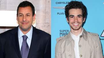 Entertainment News - Adam Sandler Helps Raise $15k In Cameron Boyce's Honor