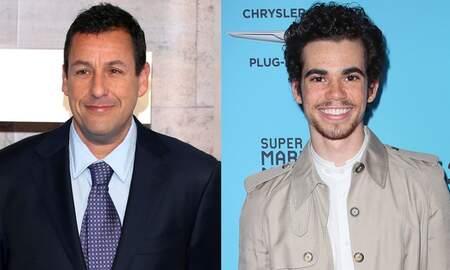 Entertainment News - Adam Sandler Helps Raise $15k In Cameron Boyce's Honor