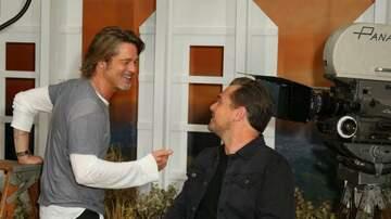 Ellen K - Brad Pitt Questions Leo Why He Didn't Fit On The Titanic Door