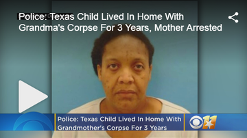 Jess Live - Mother Arrested for Forcing Daughter to Live With Grandma's Corpse for 3...