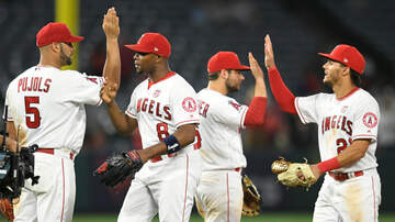 None - Angels Knock Off Astros