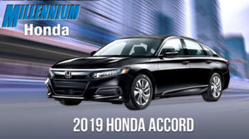 Contest Rules - Millennium Honda Car Giveaway