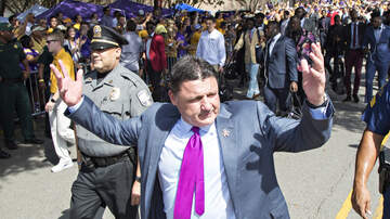 Louisiana Sports - Doubters Silenced, LSU's Orgeron Pushes For SEC Glory