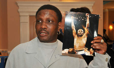 National News - Pernell Whitaker's Death Ruled 'Accident' from Blunt Force Trauma