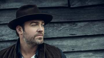 The Laurie DeYoung Show - Lee Brice Joins Laurie DeYoung & Reveals His Band's Connection To Baltimore