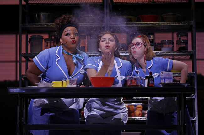"""Waitress"" At The Adelphi Theatre - Photocall"