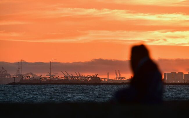 Southland Heat Wave Loses its Fury