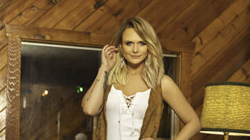 Music News - Miranda Lambert Shares New Song With Help of Shirtless Husband