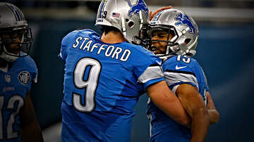 The Herd with Colin Cowherd - Golden Tate: Matt Stafford, Not Russell Wilson, is Best QB I've Played With