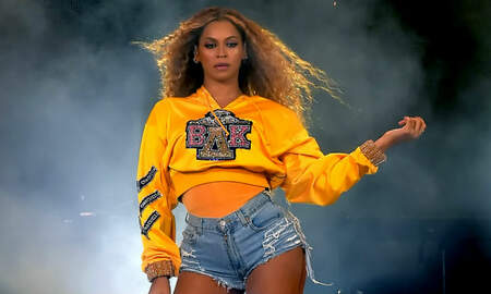 Entertainment - Beyonce's Netflix Special Nabs 6 Emmy Nods: See The Full List