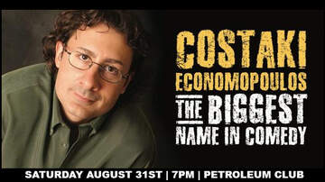 None - The Costaki Comedy Show!