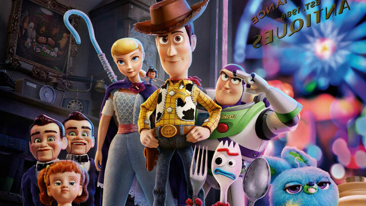 One Million Moms Outraged By 'Dangerous' Lesbians In 'Toy Story 4'   iHeartRadio