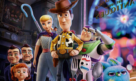 Entertainment News - One Million Moms Outraged By 'Dangerous' Lesbians In 'Toy Story 4'