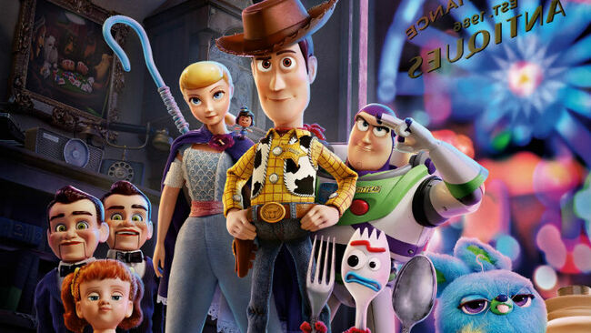 One Million Moms Outraged By 'Dangerous' Lesbians In 'Toy Story 4'