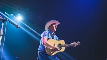 KNIX Birthday Bash Blog - Jon Pardi Did A One-Of-A-Kind Solo Performance At Our KNIX Birthday Bash