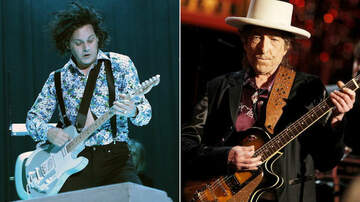 Trending - Is Jack White Collaborating With Bob Dylan?