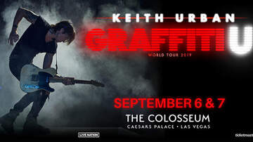 Buzzing Vegas - Keith Urban at The Colosseum at Caesars Palace