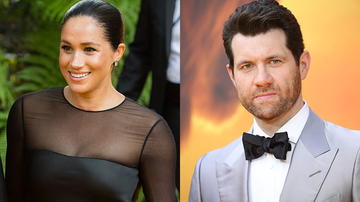 Entertainment News - This Video Of Billy Eichner Freaking Out Over Meghan Markle Is So Cute