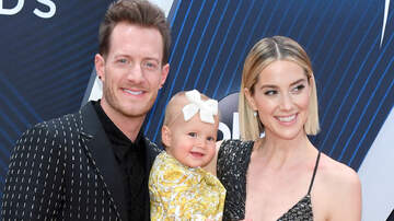 Music News - The Cute Way FGL's Tyler Hubbard Is Preparing Daughter For Her New Brother