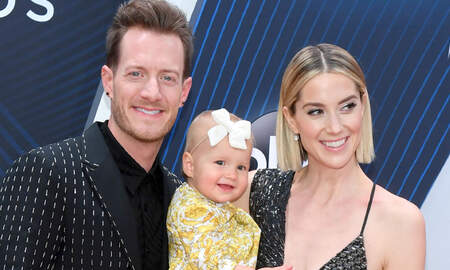 Music News - Watch Tyler Hubbard + Olivia Shake It In Daddy-Daughter Dance-Off