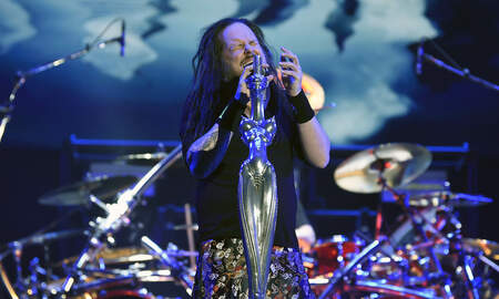 Rock News - Korn's Jonathan Davis Explains Why Led Zeppelin Is So Important To Him