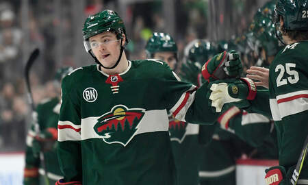Wild - Minnesota Wild Re-Signs Forward Ryan Donato to a Two-Year Contract | KFAN